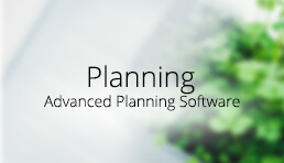 advanced planning software