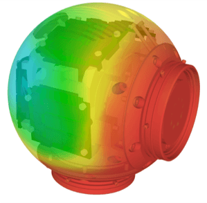 a 3d design from 6SigmaET