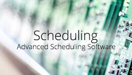 Advanced Scheduling Software
