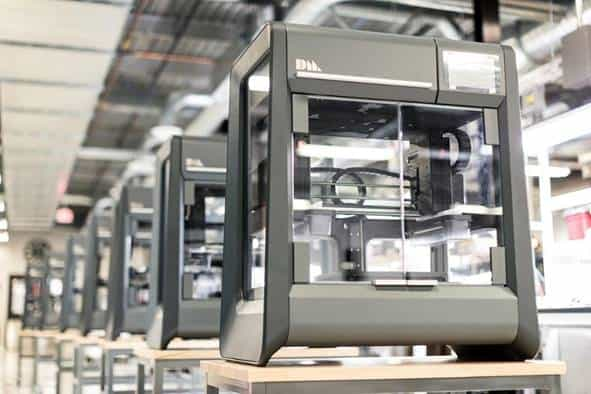 Desktop Metal Begins Shipping Its Metal 3D Printers For The Office