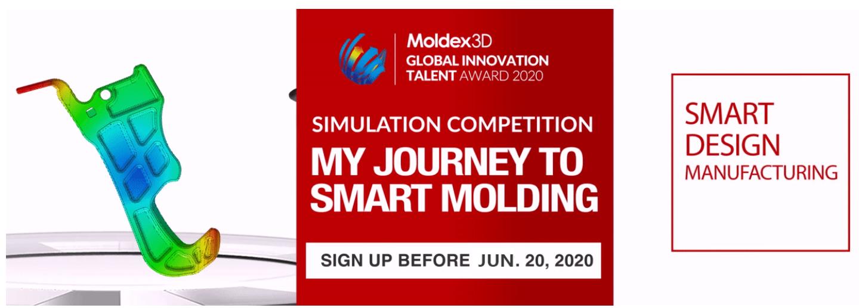 Moldex3D Talent Award 2