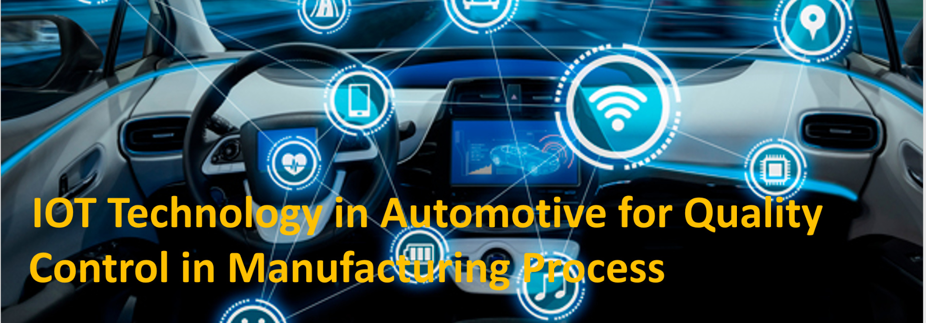 IoT Training for Automobile Industry 2