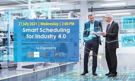 Smart Scheduling for Industry 4.0